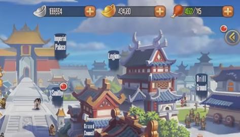 Battle Kingdoms мод