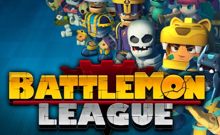 Battlemon League взлом