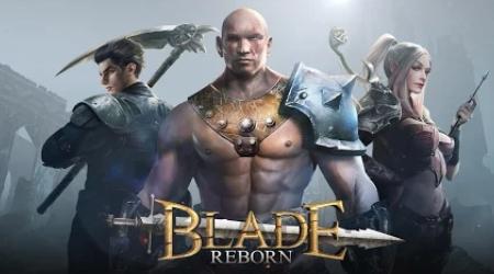 Blade Reborn взлом на андроид