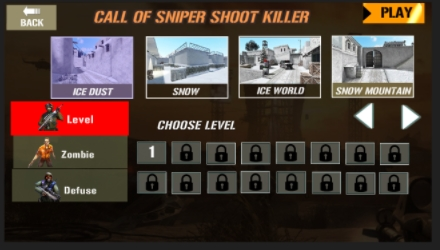 Call Of Sniper Shoot Killer взлом