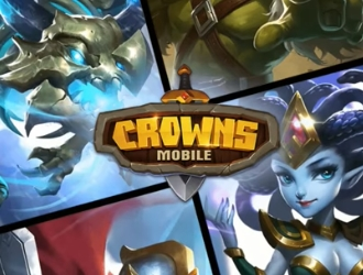 Crowns Mobile взлом на андроид