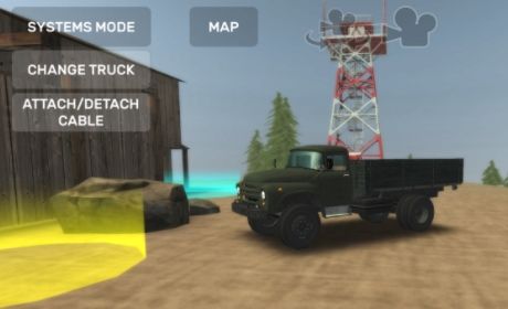 Dirt Trucker: Muddy Hills взлом на андроид
