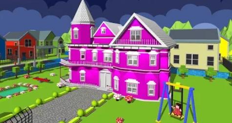 Дизайн и декорация кукольного дома 2 взлом