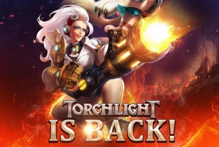 Guardians: A Torchlight Game взлом