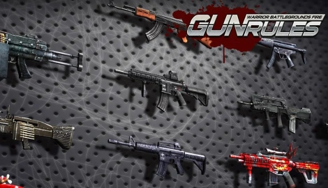Gun Rules : Warrior Battlegrounds Fire взлом
