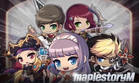 MapleStory M взлом на андроид