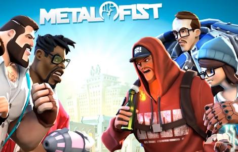 Metal Fist взлом на андроид