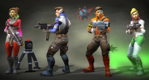 Overkill 3D: Battle Royale взлом на андроид