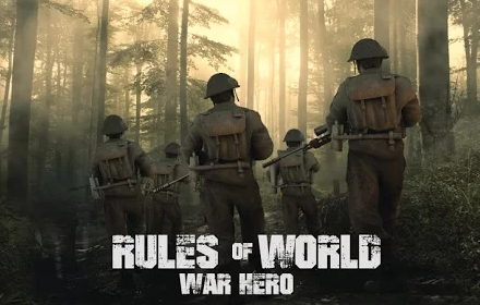 Rules Of World War Hero взлом