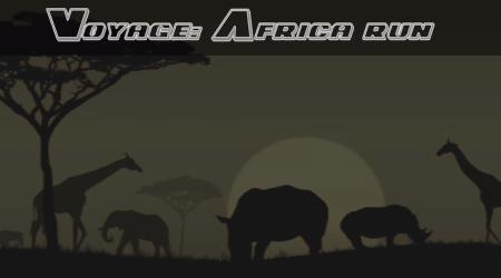 Voyage: Africa Run взлом на Андроид