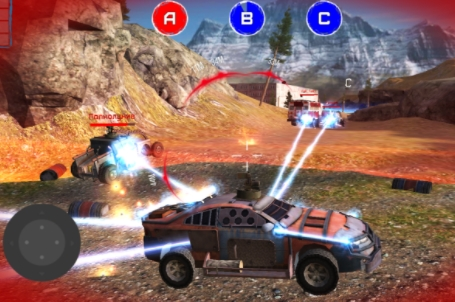 War Cars: Online Battle взлом
