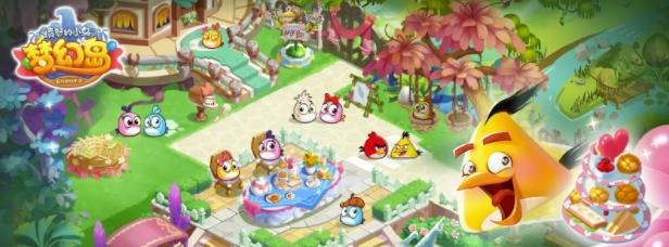 Angry Birds Blast Island мод