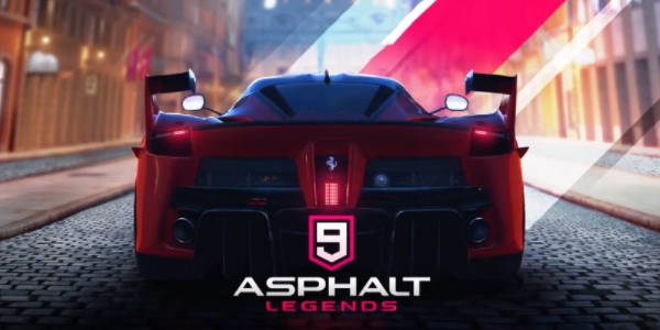 Asphalt 9: Legends взлом на андроид