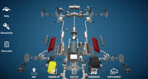 Car Mechanic Simulator 18 мод