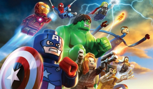 LEGO Marvel Super Heroes взлом