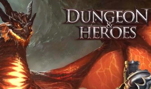 Dungeon & Heroes взлом на андроид