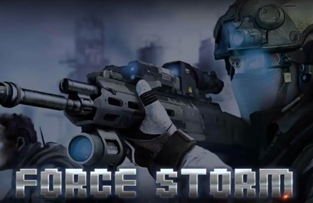 Force Storm: FPS Shooting Party взлом