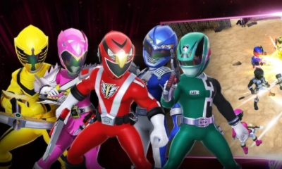 Power Rangers : RPG взлом