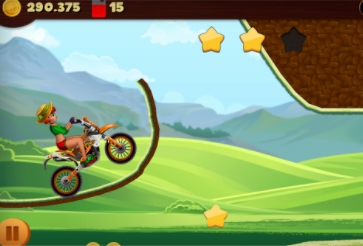 Road Draw: Hill Climb Moto Racing взлом