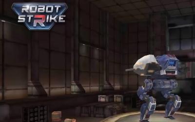 Robot Strike 3D взлом