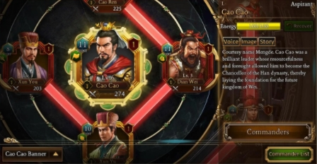 Romance of the Three Kingdoms mod