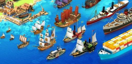 Seaport - Explore, Collect & Trade мод