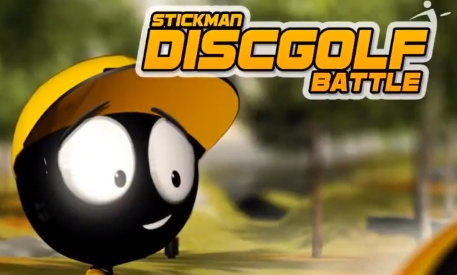 Stickman Disc Golf Battle взлом