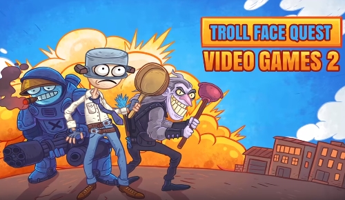 Troll Face Quest Video Games 2 взлом