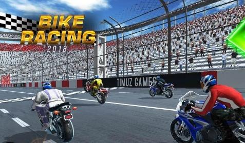 взлом Bike Racing 2018 на андроид