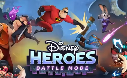 взлом Disney Heroes Battle Mode на Android