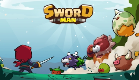 взлом Sword Man - Monster Hunter на андроид