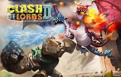 взломанная Clash of Lords 2: Битва Легенд