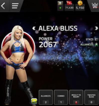 WWE Universe мод