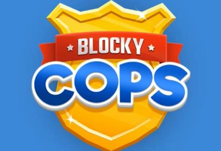 Blocky Cops взлом на андроид