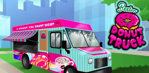Boston Donut Truck взлом на андроид