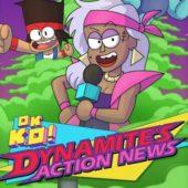 Dynamite's Action News взлом на андроид