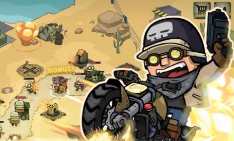Metal Soldiers TD андроид