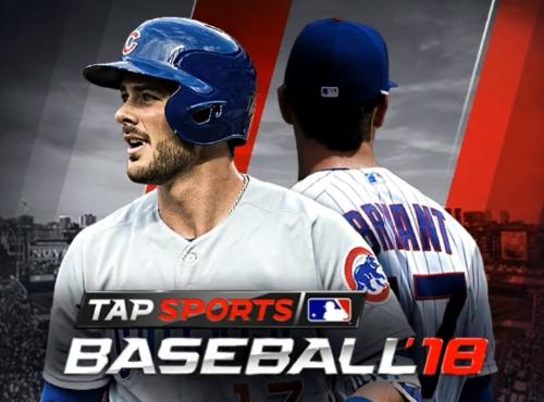 MLB TAP SPORTS BASEBALL 2018 взлом
