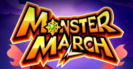 Monster March взлом на андроид