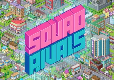 Squad Rivals взлом на андроид