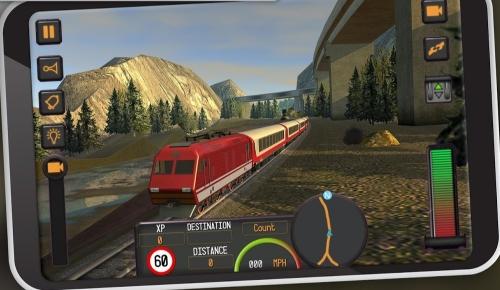 Train Driver 2018 бесплатно