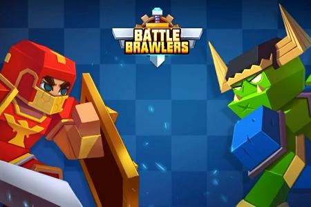 взлом Battle Brawlers