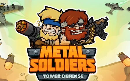 взлом Metal Soldiers TD