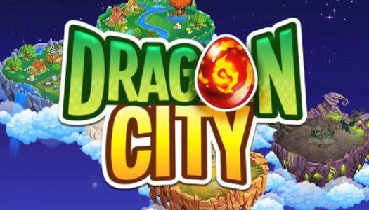 взломанная Dragon City