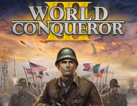 взломанная World Conqueror 3