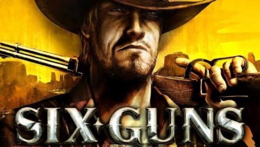 взломанный Six Guns