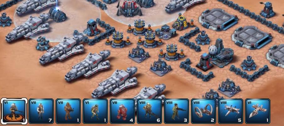 Звездные Войны: Вторжение андроид