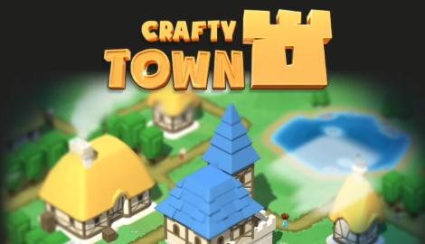 Crafty Town взлом на андроид