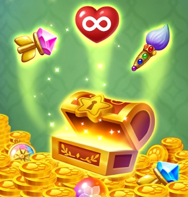 Gem Blast: Magic Match Puzzle мод