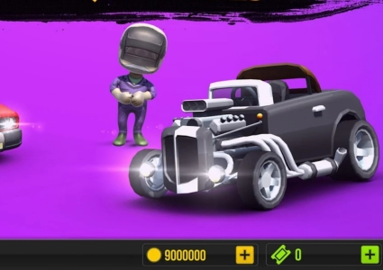 MaxUp : Multiplayer Racing мод